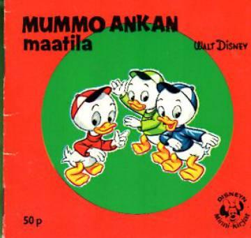 Disneyn Minni-kirjat 39 - Mummo Ankan maatila