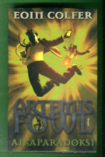 Artemis Fowl - Aikaparadoksi