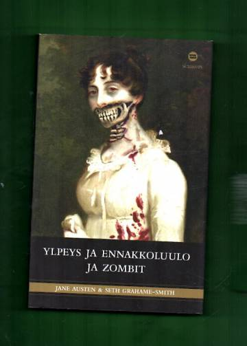 Ylpeys ja ennakkoluulo ja zombit
