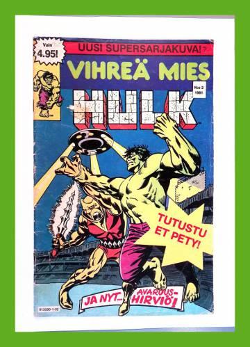 Hulk 2/81