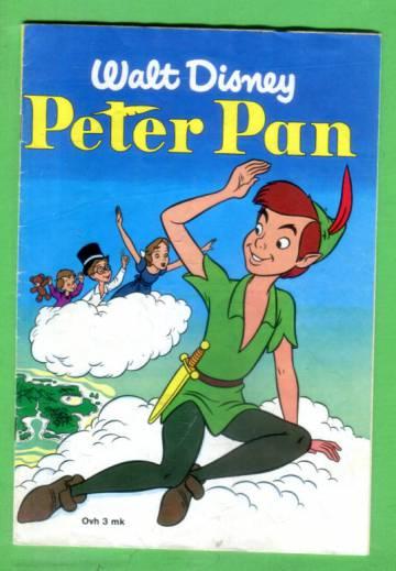 Aku Ankan erikoisnumero 1977 - Peter Pan