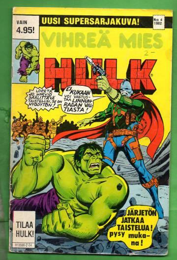 Hulk 4/82