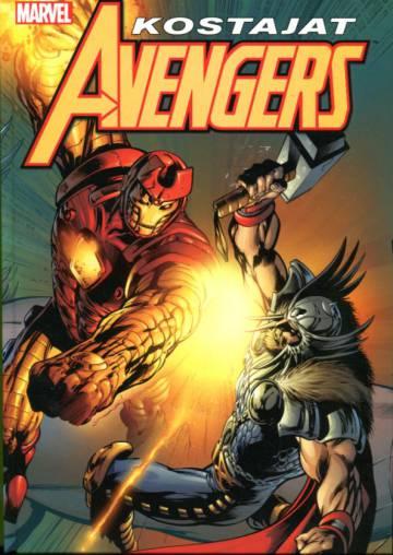 Kostajat - Lahjakirja (Avengers)