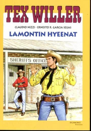 Tex Willer -suuralbumi 26 - Lamontin hyeenat