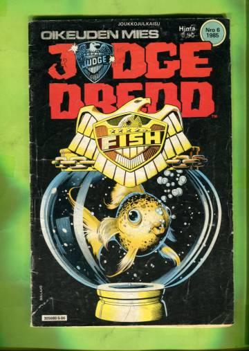 Judge Dredd 6/85