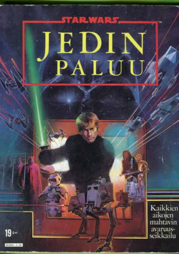 Tähtien sota 6 - Jedin paluu (Star Wars)