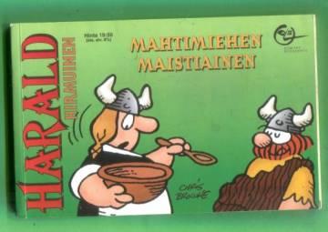 Harald Hirmuinen -minialbumi 1/98 - Mahtimiehen maistiainen