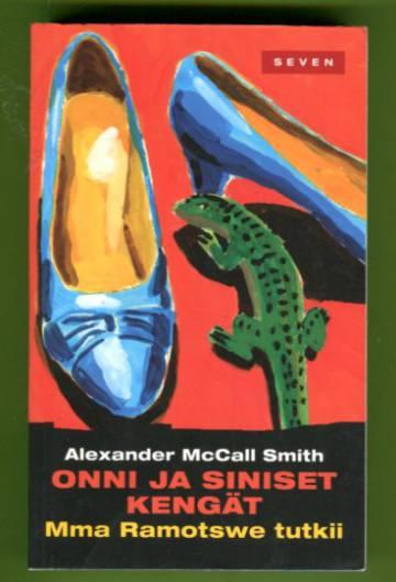 Onni ja siniset kengät Alexander McCall Smith Pokkari