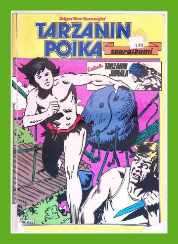 Tarzanin poika -suuralbumi 1982