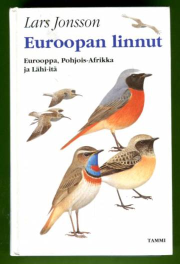 Euroopan linnut - Eurooppa, Pohjois-Afrikka ja Lähi-itä