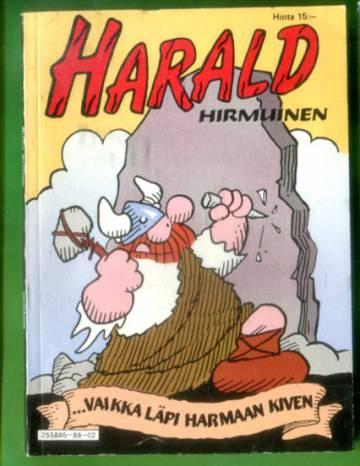 Harald Hirmuinen -sarjakirja 2/88