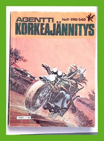 Agentti-Korkeajännitys 9/81