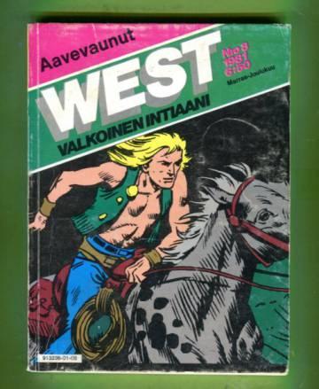 West - Valkoinen intiaani 8/81 - Aavevaunut