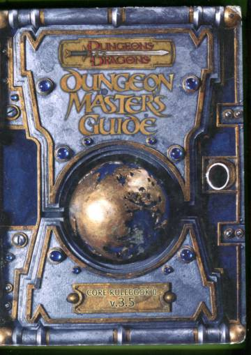 Dungeons & Dragons - Dungeon Master's Guide: Core Rulebook II v. 3.5