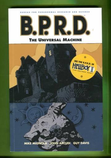 B.P.R.D. vol 6 - The Universal Machine