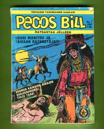 Pecos Bill 1/81