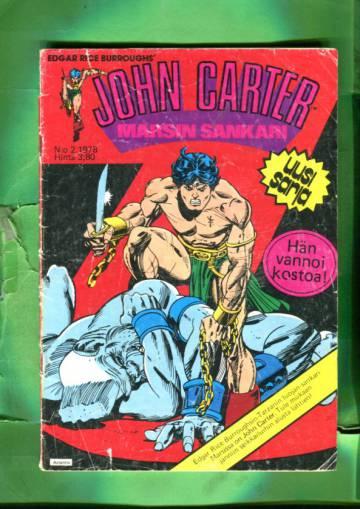 John Carter - Marsin sankari 2/78