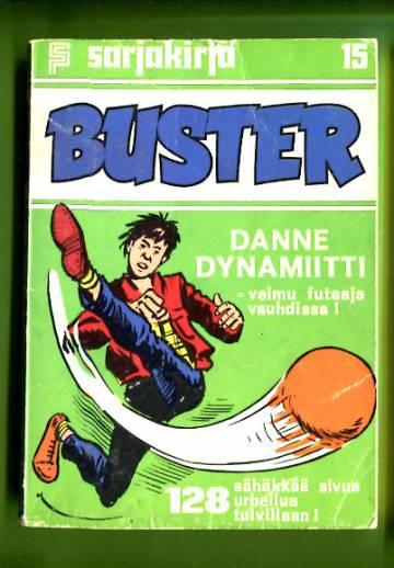 Semicin sarjakirja 15 - Buster