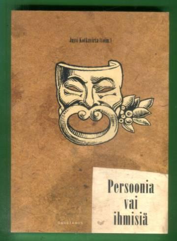 Persoonia vai ihmisiä