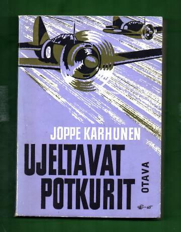 Ujeltavat potkurit - Brewster-laivue Suomen ja Itä-Karjalan taivaalla