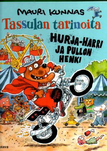 Tassulan tarinoita - Hurja-Harri ja pullon henki