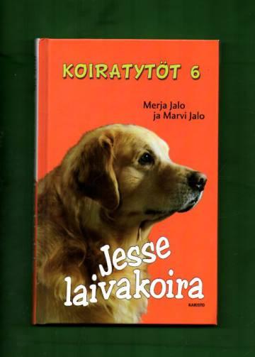 Koiratytöt 6 - Jesse laivakoira