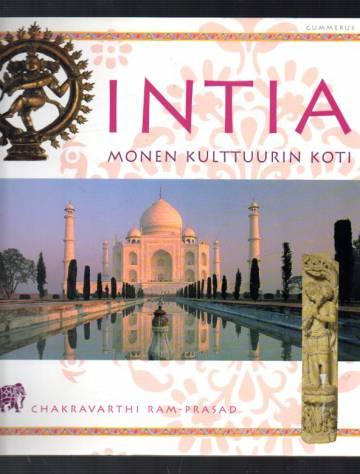 Intia - Monen kulttuurin koti