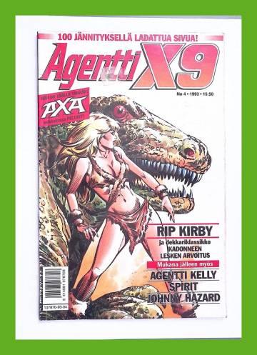 Agentti X9 4/93
