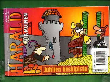 Harald Hirmuinen -minialbumi 2/94 - Juhlien keskipiste
