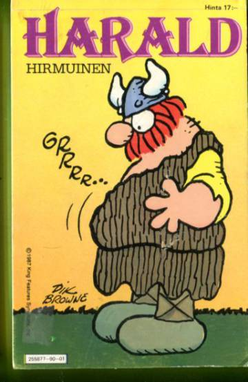 Harald Hirmuinen -minialbumi 1/90