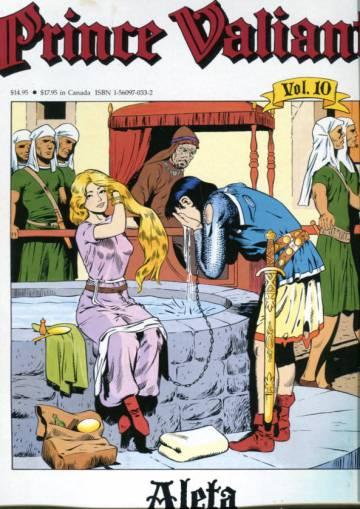 Prince Valiant Vol. 10: Aleta