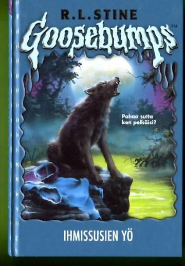 Goosebumps - Ihmissusien yö