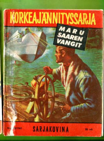 Korkeajännityssarja 18/61 - Maru saaren vangit