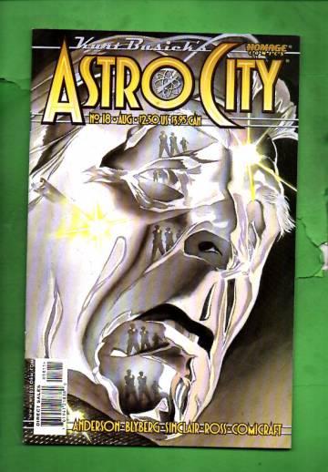 Kurt Busiek's Astro City Vol. 2 #18 Aug 99