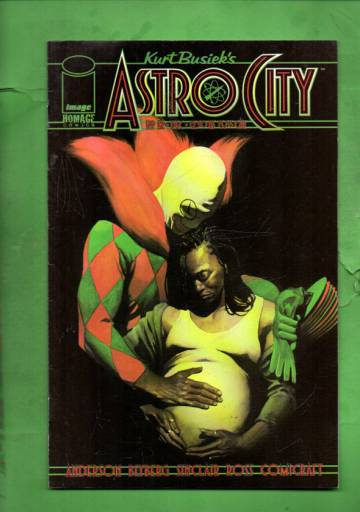 Kurt Busiek's Astro City Vol. 2 #12 Dec 97