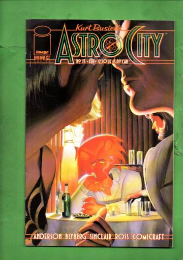 Kurt Busiek's Astro City Vol. 2 #13 Feb 98