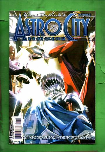 Kurt Busiek's Astro City Vol. 2 #19 Nov 99