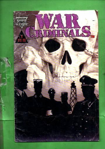 War Criminals Vol. 1 #1 Nov 92
