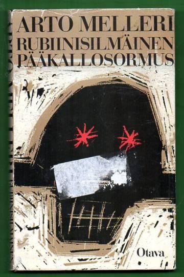 Rubiinisilmäinen pääkallosormus - Poljentoproosaa