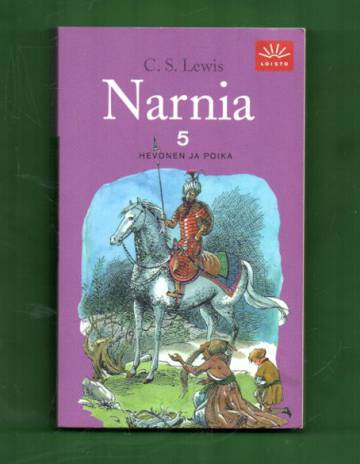 Narnia 5 - Hevonen ja poika