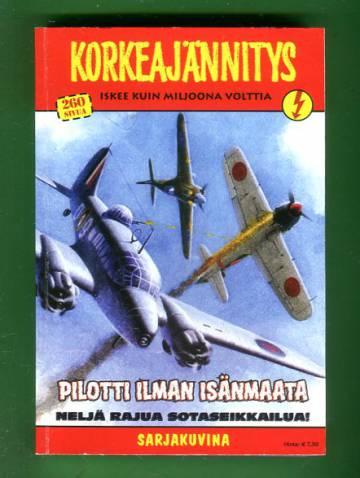 Korkeajännitys 4/12 - Pilotti ilman isänmaata