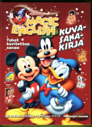 Disney Magic English - Kuvasanakirja