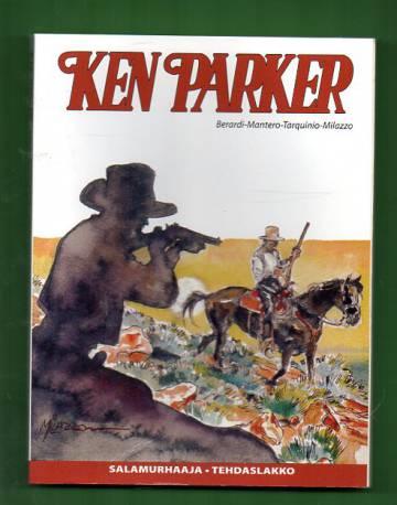 Ken Parker - Salamurhaaja & Tehdaslakko