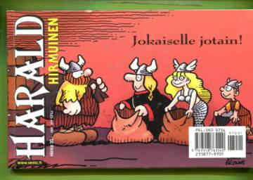 Harald Hirmuinen -minikirja 1/97 - Jokaiselle jotain