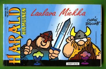 Harald Hirmuinen -minikirja 3/94 - Laulava miekka
