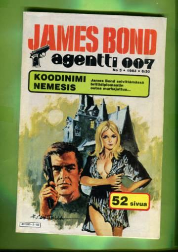 James Bond 3/83