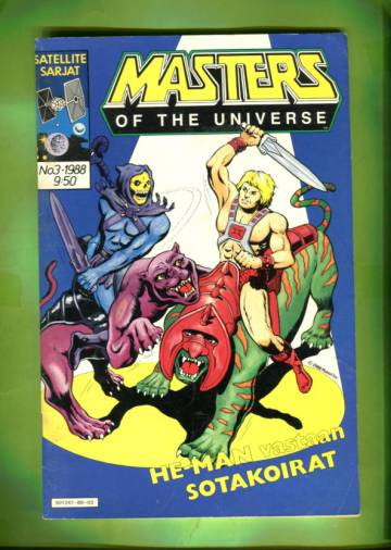Masters of the Universe 3/88