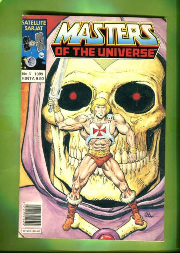 Masters of the Universe 3/89