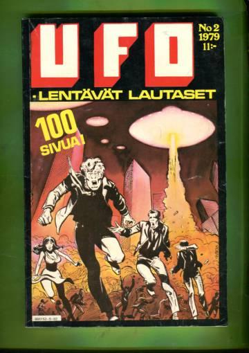 Ufo - Lentävät lautaset 2/79
