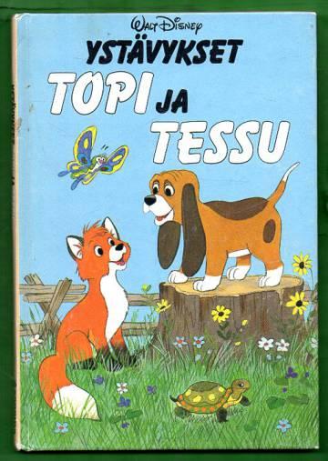 Ystävykset Topi ja Tessu